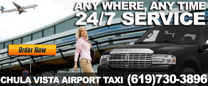 Airport Transportation in Chula Vista