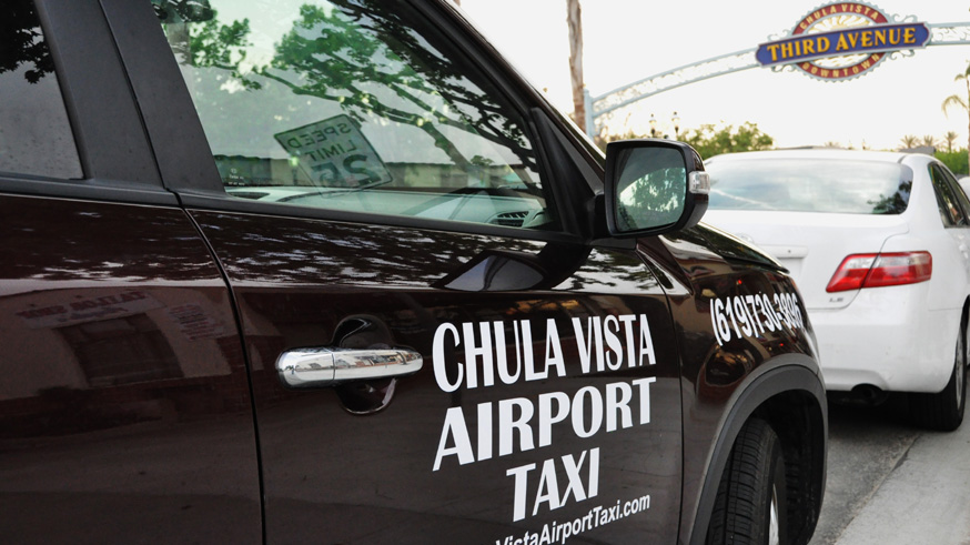 Chula Vista Airport Shuttle