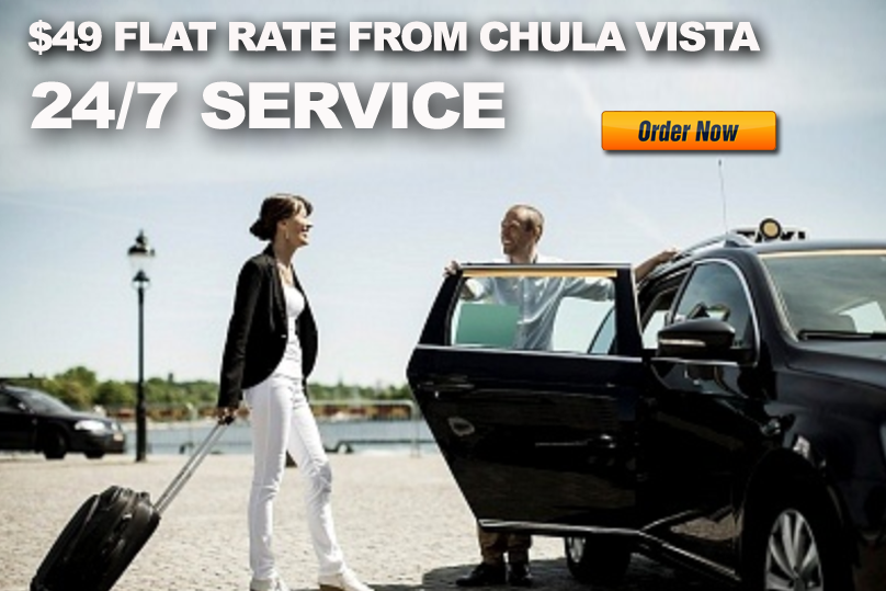 Airport Taxi Chula Vista – 619-730-3896 – Airport Shuttle Service Chula Vista